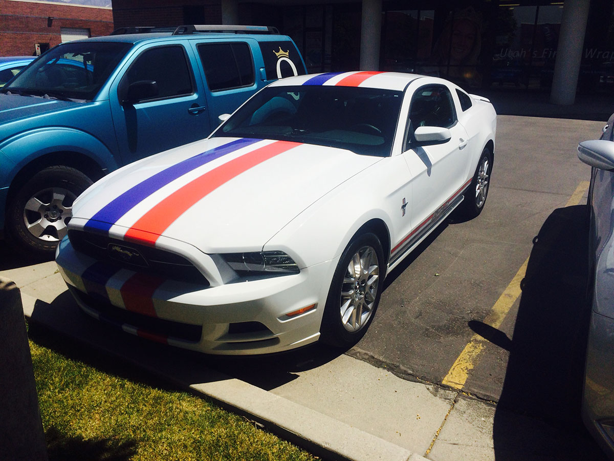 Custom Vinyl Car Wraps Utah Queen Of Wraps