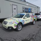 Subaru_Pride_advertising_vehicle_wrap